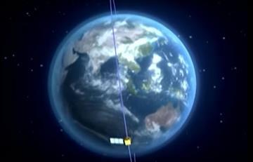 China: Lanzan satélite al espacio que podría alertar terremotos