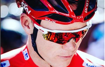 Chris Froome volverá a correr en la Vuelta a Andalucía