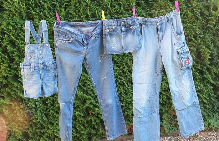 ¿Cómo secar un jean en 4 minutos? Descúbrelo aquí