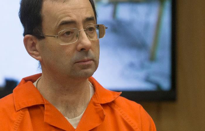 Larry Nassar recibió su tercera condena por escándalo de abuso