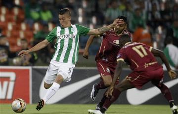 Partidos y resultados de la primera fecha en la Liga Águila