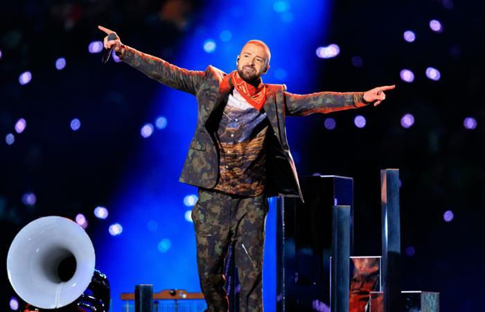 Super Bowl: Así fue el show de Justin Timberlake del medio tiempo