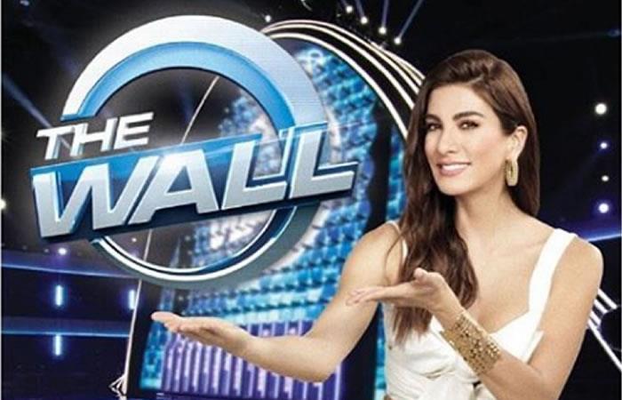 Andrea Serna se cansó de las críticas al programa 'The Wall' y así respondió