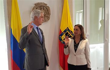 Bogotá: María Consuelo Araújo es nombrada como nueva gerente de TransMilenio