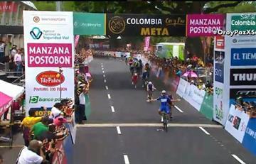 Colombia Oro y Paz: Fernando Gaviria ganó la primera etapa