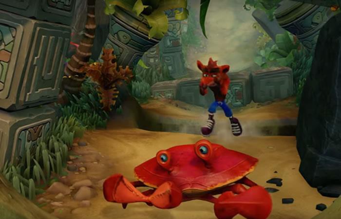 Crash Bandicoot podría tener una nueva versión en 2019