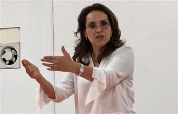 Viviane Morales confirma que puede ir por la Presidencia