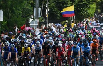 Colombia oro y paz: Así inicia la segunda etapa de la gran carrera de ciclismo