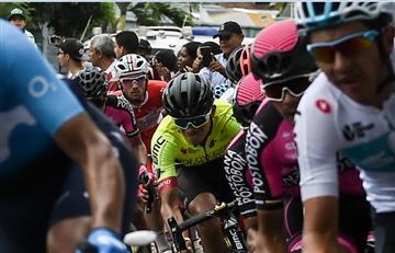 Colombia Oro y Paz: ¡Orgullo nacional!, Fernando Gaviria es el líder de la clasificación
