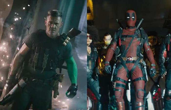 Deadpool 2: Nuevo tráiler llega con Cable como protagonista