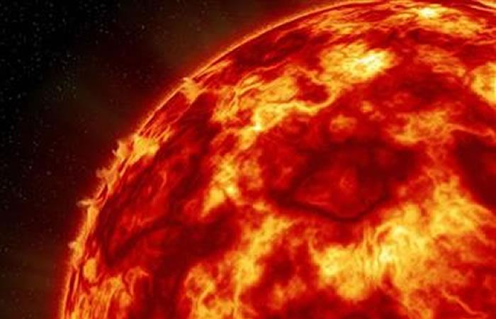 NASA comparte impresionante video del sol libre de manchas