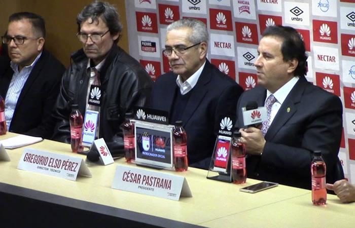 Santa Fe: Pastrana y Gregorio con diferencias por Omar Pérez y Seijas