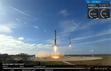 SpaceX: ¿Qué pasará después del lanzamiento del Falcon Heavy?