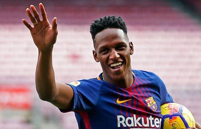 Yerry Mina: Así formaría el Barcelona con el colombiano en cancha