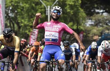 Colombia Oro y Paz: Revive el momento en el que Fernando Gaviria gana la tercera etapa