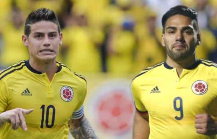 James Rodríguez cree en Falcao García y envía un emotivo mensaje