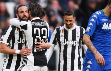 La Juventus de Cuadrado está listo para enfrentar al Napoles