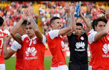 Santa Fe está listo para la Copa Libertadores