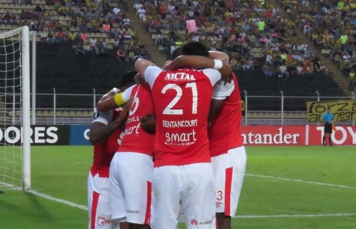 Foto: Twitter / Independiente Santa Fe