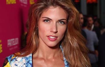 Stephanie Cayo impacta con tremendo cambio de look
