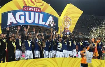 Superliga: Millonarios es campeón en la casa de Nacional