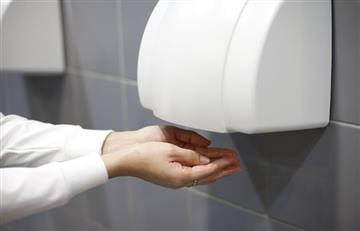 Facebook: La impactante razón por la nunca debes usar un secador de manos