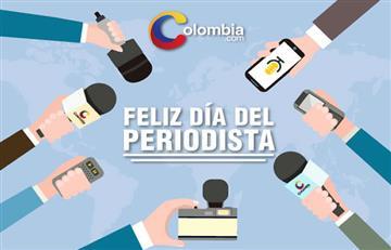 ¡Feliz Día del Periodista!