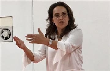 La fórmula presidencial de Viviane Morales será un profesor de teología