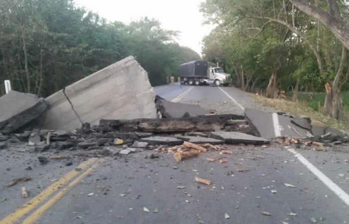 Inicia el paro armado del ELN con dos atentados en Cesar