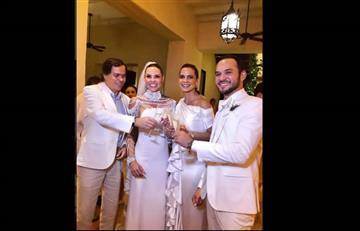 Instagram: Así fue la boda de Paula Andrea Betancur