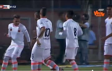 Liga Águila: Envigado venció a Rionegro en partido que abrió la segunda jornada del FPC