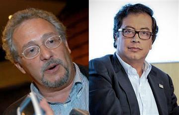 Héctor Abad y fuerte discusión con Petro provoca el cierre de su Twitter