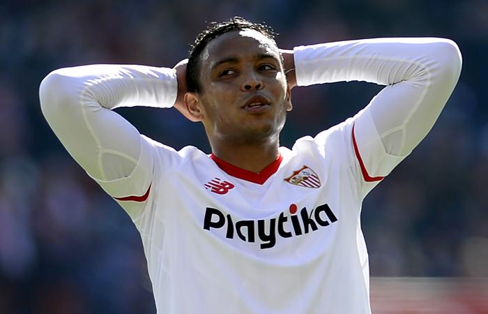 Sevilla ganó, pero Luis Fernando Muriel salió lesionado
