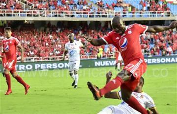 América de Cali está preparado para debutar en la Copa Sudamericana
