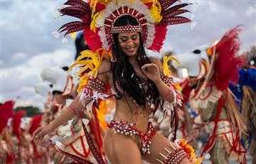 Brasil: Así se vivió el Carnaval de Río