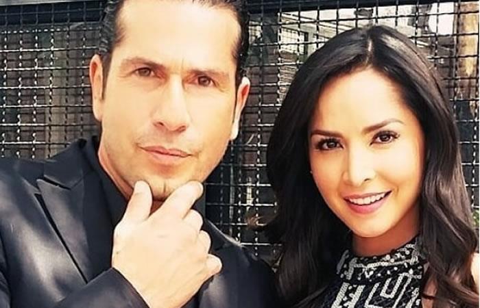 Carmen Villalobos y Gregorio Pernía son furor en redes por divertido video