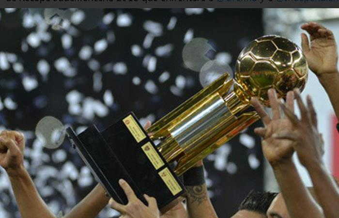 La Copa Sudamericana regresa este 2018