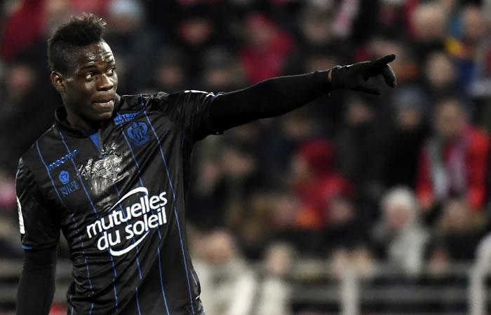 La Ligue 1 investiga los insultos racistas a Mario Balotelli