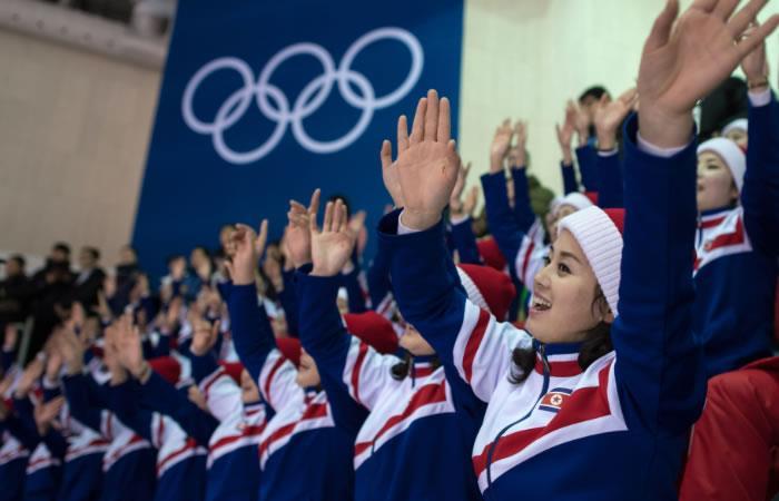 ¿Los juegos olímpicos podrían dar fin al conflicto de las dos Coreas?