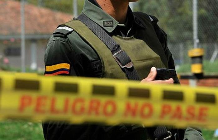 Arauca: Dos hombres asesinaron a un policía y dejaron tres personas heridas