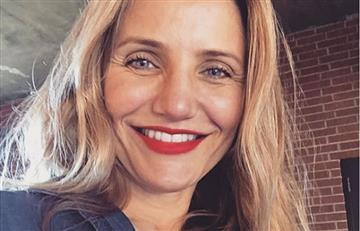 ¿Cameron Díaz embarazada a sus 45 años?