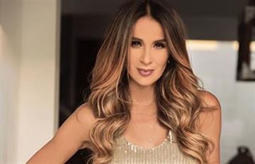 Catherine Siachoque se negó a besar a actor de 'Sin senos sí hay paraíso'