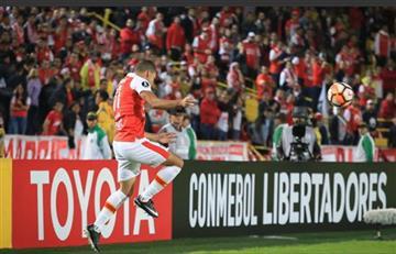 Copa Libertadores: Hora y transmisión EN VIVO del partido de Santa Fe