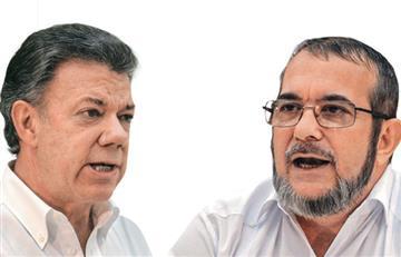 Gobierno le da garantías a la FARC para que reanude su campaña presidencial
