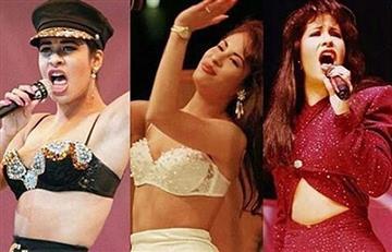 Revelan fotos inéditas de Selena Quintanilla en bikini