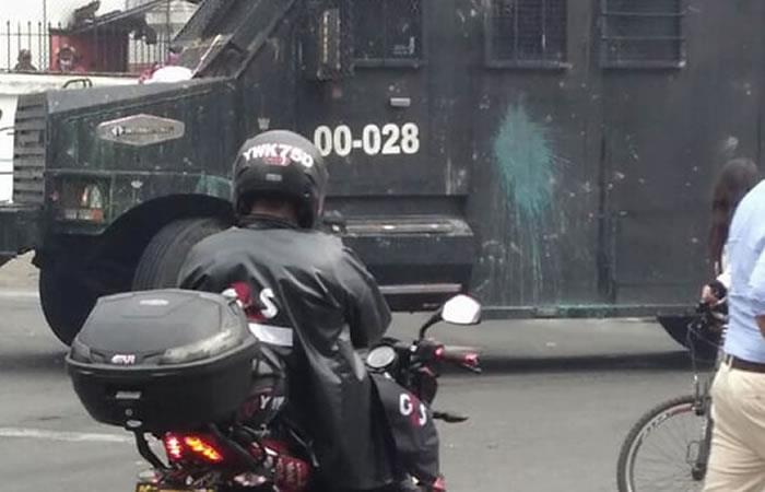 Bogotá: Caos en la movilidad por bloqueos en Transmilenio
