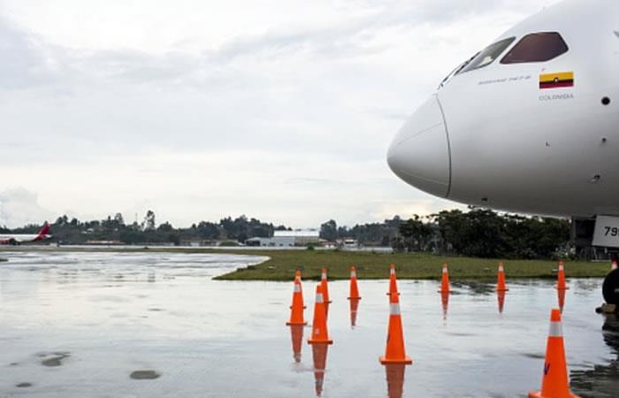 Aeropuerto El Dorado: La insólita razón por la que hubo retrasos de vuelos