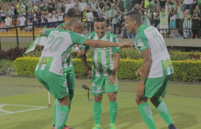 Atlético Nacional inconforme con la sanción impuesta por la Dimayor