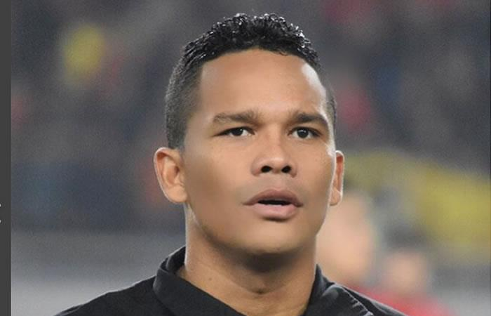 Bacca será titular ante Lyon en la Europa League