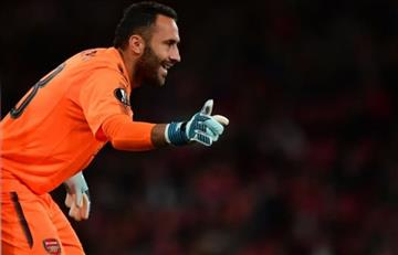 David Ospina titular en la Europa League con el Arsenal